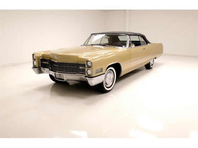 1966 Cadillac DeVille (CC-1438900) for sale in Morgantown, Pennsylvania