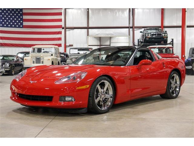 2007 Chevrolet Corvette (CC-1438905) for sale in Kentwood, Michigan