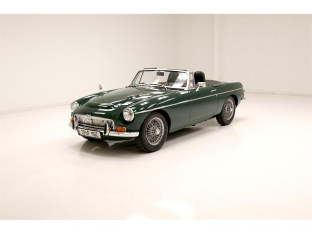 1969 MG MGC (CC-1438906) for sale in Morgantown, Pennsylvania