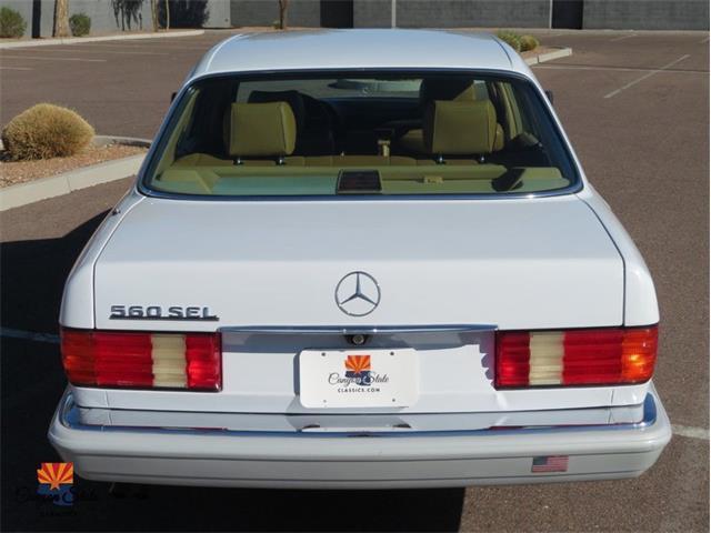 1991 Mercedes-Benz 560 (CC-1430891) for sale in Tempe, Arizona