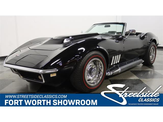 1968 Chevrolet Corvette (CC-1438913) for sale in Ft Worth, Texas