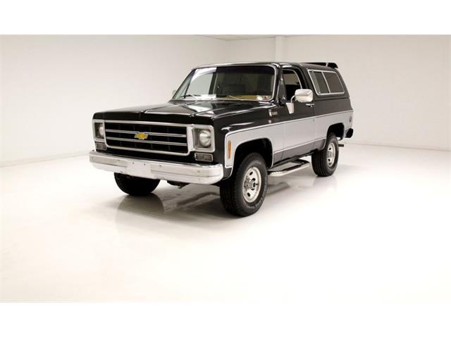 1978 Chevrolet Blazer (CC-1438914) for sale in Morgantown, Pennsylvania