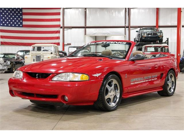 1994 Ford Mustang (CC-1438915) for sale in Kentwood, Michigan