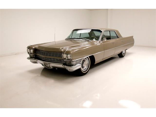 1964 Cadillac Sedan (CC-1438918) for sale in Morgantown, Pennsylvania