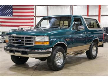 1996 Ford Bronco (CC-1438919) for sale in Kentwood, Michigan