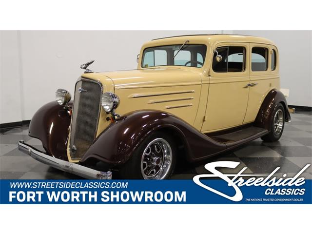 1934 Chevrolet Master (CC-1438920) for sale in Ft Worth, Texas