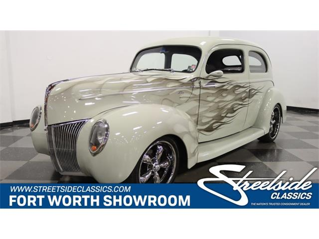 1940 Ford Tudor (CC-1438922) for sale in Ft Worth, Texas