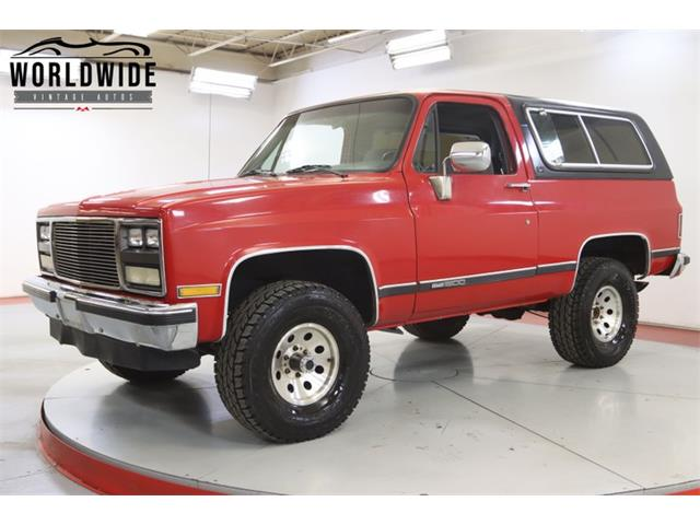 1989 GMC Jimmy (CC-1438924) for sale in Denver , Colorado