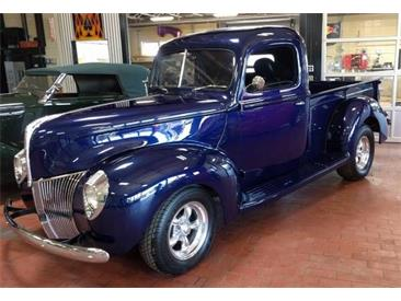 1940 Ford Pickup (CC-1438927) for sale in Cadillac, Michigan