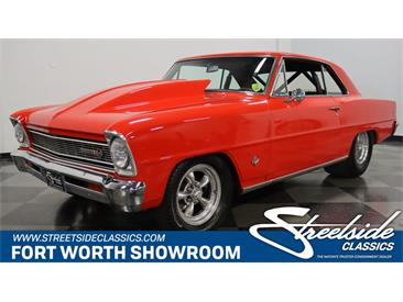 1966 Chevrolet Nova (CC-1438929) for sale in Ft Worth, Texas
