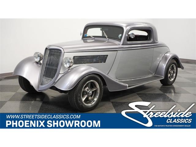 1934 Ford 3-Window Coupe (CC-1438935) for sale in Mesa, Arizona