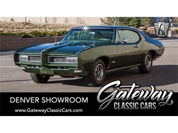 1968 Pontiac GTO (CC-1438936) for sale in O'Fallon, Illinois