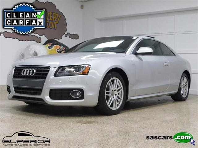 2011 Audi A5 (CC-1438939) for sale in Hamburg, New York
