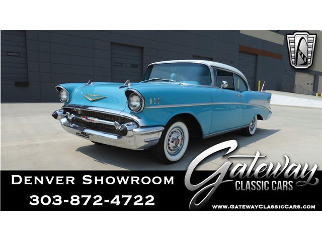 1957 Chevrolet Bel Air (CC-1438951) for sale in O'Fallon, Illinois