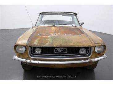 1968 Ford Mustang (CC-1438960) for sale in Beverly Hills, California
