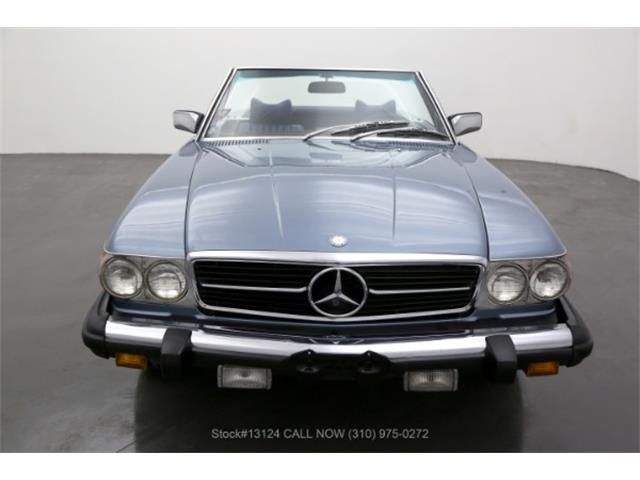 1979 Mercedes-Benz 450SL (CC-1438963) for sale in Beverly Hills, California