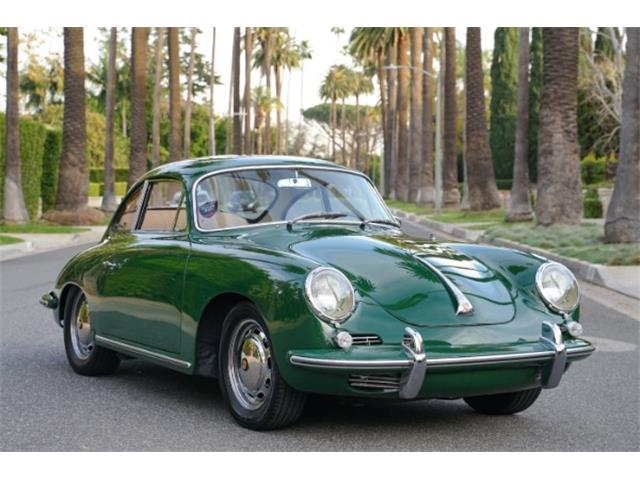 1964 Porsche 356C (CC-1438965) for sale in Beverly Hills, California
