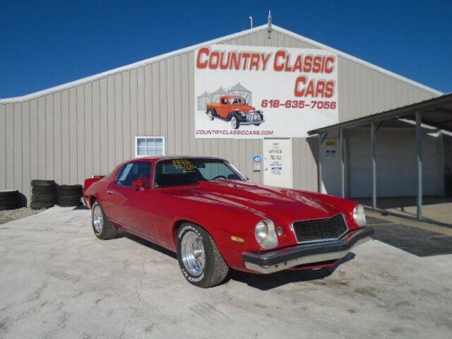 1977 Chevrolet Camaro (CC-1438973) for sale in Staunton, Illinois