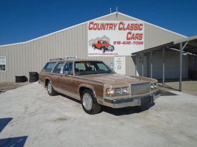 1989 Mercury Colony Park (CC-1438977) for sale in Staunton, Illinois