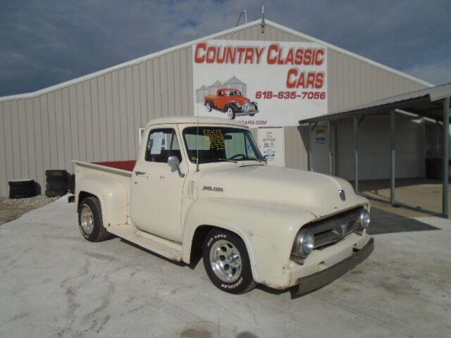 1953 Ford F100 (CC-1438979) for sale in Staunton, Illinois