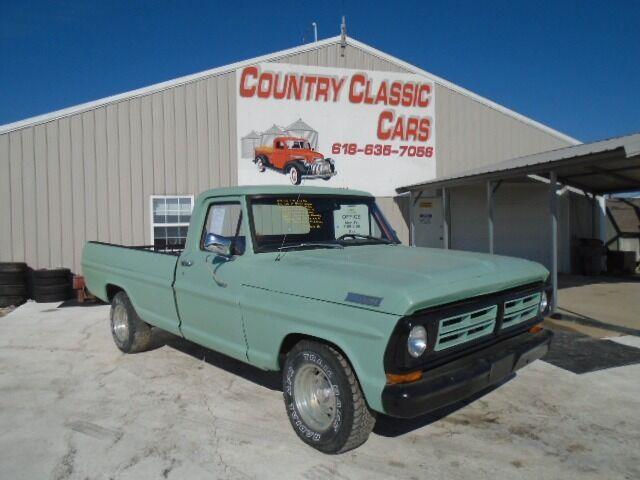 1972 Ford F100 (CC-1438980) for sale in Staunton, Illinois