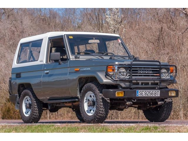 1991 Toyota Land Cruiser FJ (CC-1438987) for sale in St. Louis, Missouri