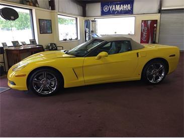 2007 Chevrolet Corvette (CC-1438989) for sale in Greensboro, North Carolina