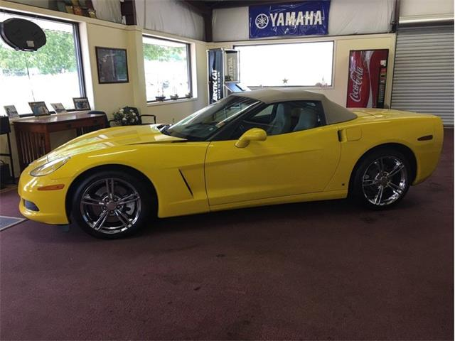 2007 Chevrolet Corvette (CC-1438989) for sale in Greensboro, North Carolina