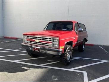 1987 Chevrolet Silverado (CC-1438990) for sale in Greensboro, North Carolina