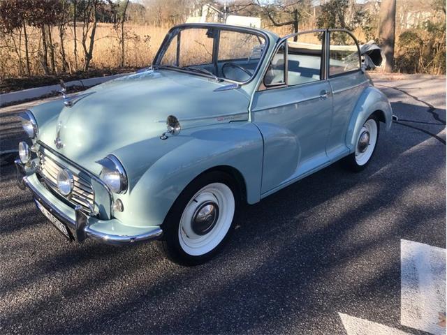 1962 Morris Minor 1000 (CC-1438992) for sale in Greensboro, North Carolina