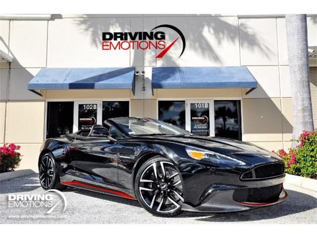2018 Aston Martin Vanquish (CC-1438998) for sale in West Palm Beach, Florida
