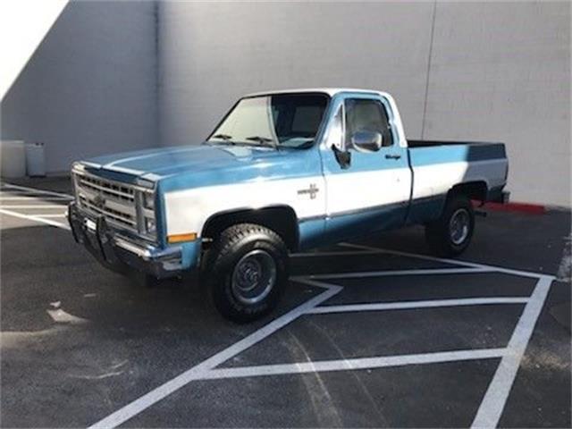 1985 Chevrolet Silverado (CC-1438999) for sale in Greensboro, North Carolina