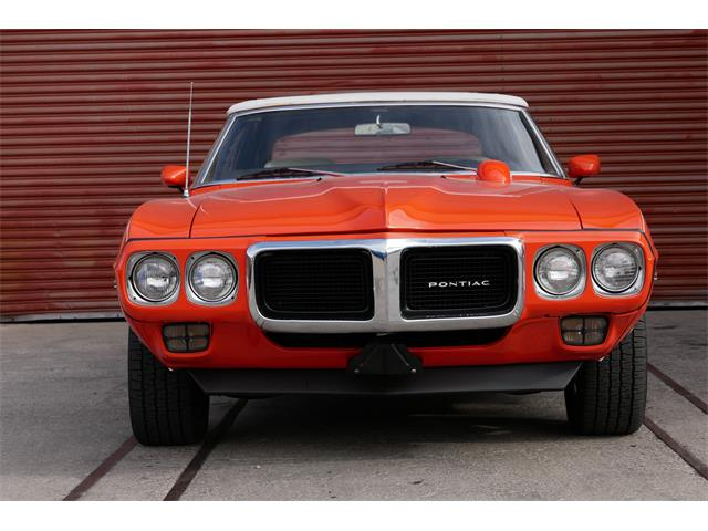 1969 Pontiac Firebird (CC-1430900) for sale in Reno, Nevada