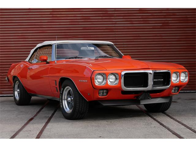 1969 Pontiac Firebird (CC-1430900) for sale in Reno, Nevada