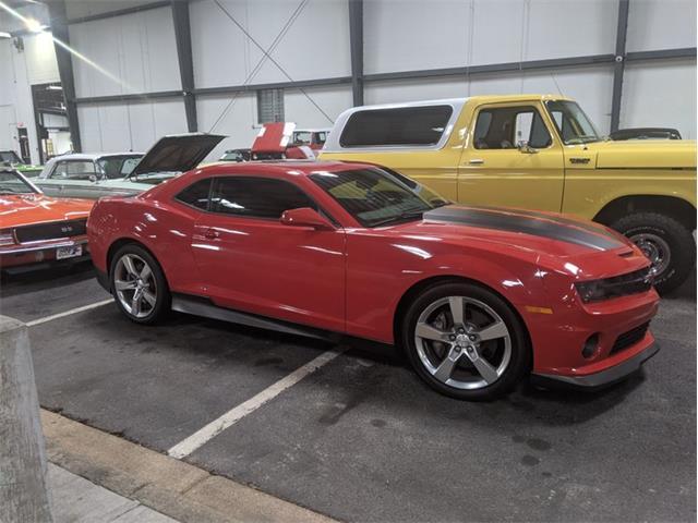 2011 Chevrolet Camaro (CC-1439007) for sale in Greensboro, North Carolina