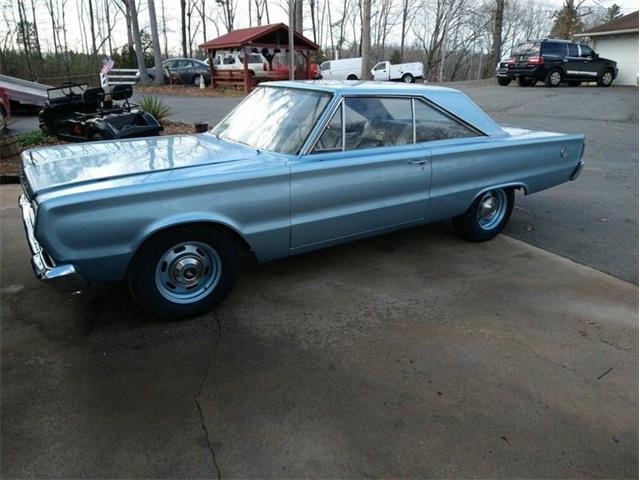 1967 Plymouth Belvedere (CC-1439009) for sale in Greensboro, North Carolina