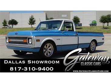 1970 Chevrolet C10 (CC-1439016) for sale in O'Fallon, Illinois