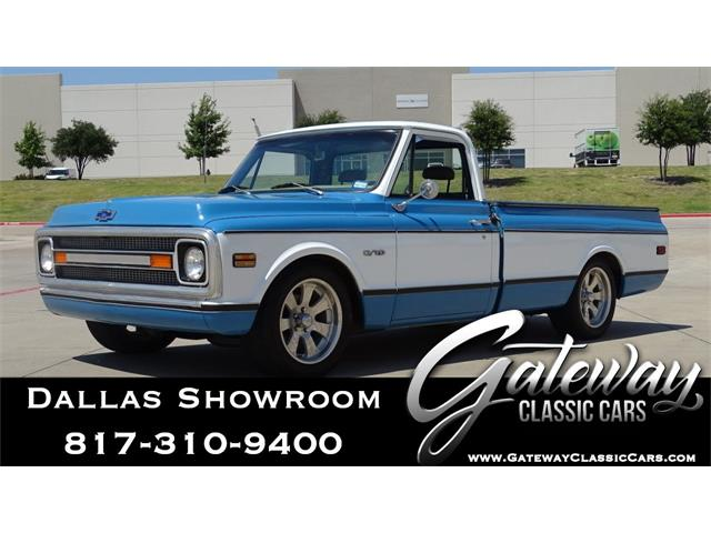 1970 Chevrolet C10 (CC-1439016) for sale in O'Fallon, Illinois