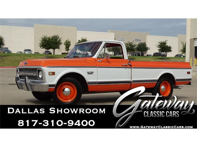 1970 Chevrolet C10 (CC-1439021) for sale in O'Fallon, Illinois
