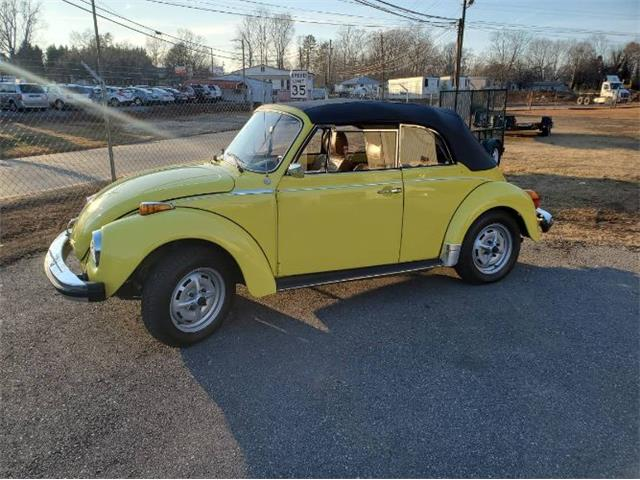 1979 Volkswagen Super Beetle (CC-1439025) for sale in Cadillac, Michigan