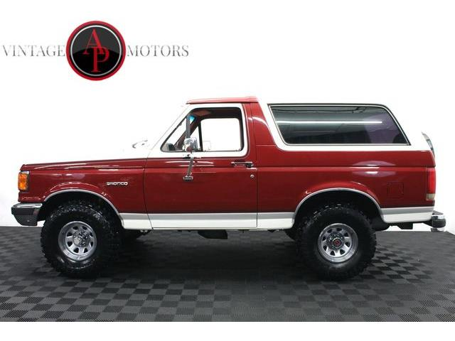 1990 Ford Bronco (CC-1439026) for sale in Statesville, North Carolina