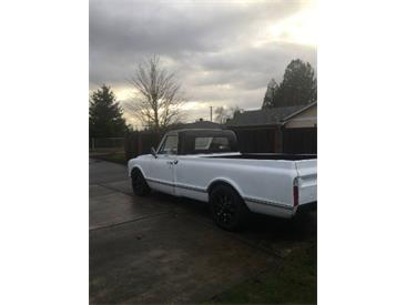1967 Chevrolet C20 (CC-1439029) for sale in Cadillac, Michigan