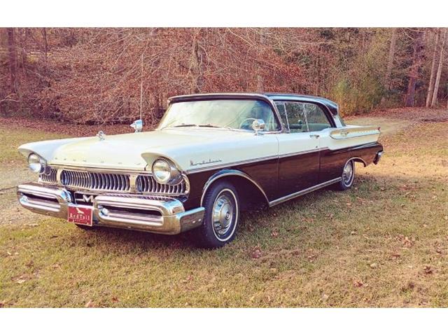 1957 Mercury Montclair (CC-1439031) for sale in Cadillac, Michigan