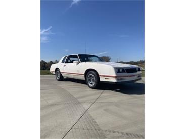 1987 Chevrolet Monte Carlo (CC-1439032) for sale in Cadillac, Michigan