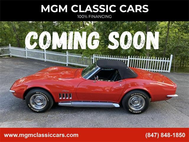 1969 Chevrolet Corvette (CC-1439035) for sale in Addison, Illinois