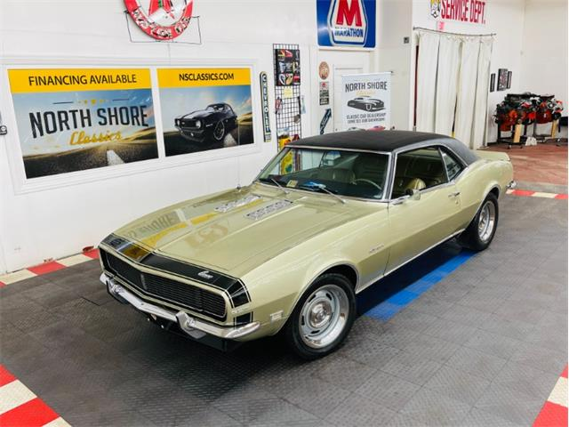 1968 Chevrolet Camaro (CC-1439041) for sale in Mundelein, Illinois