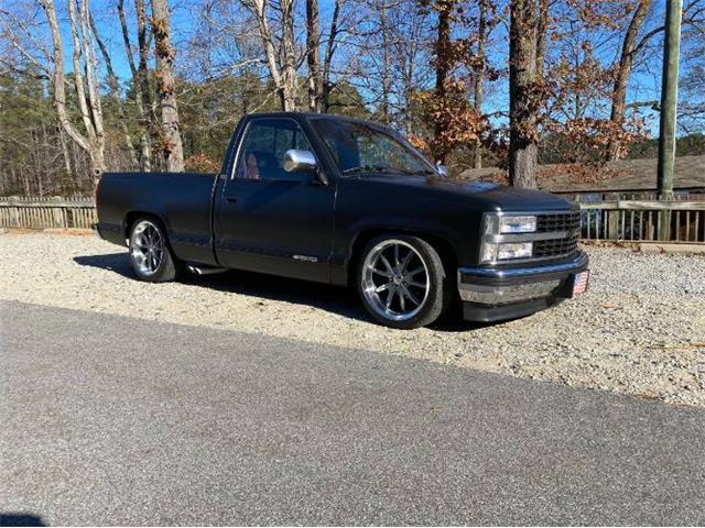 1993 Chevrolet 1500 (CC-1439048) for sale in Cadillac, Michigan
