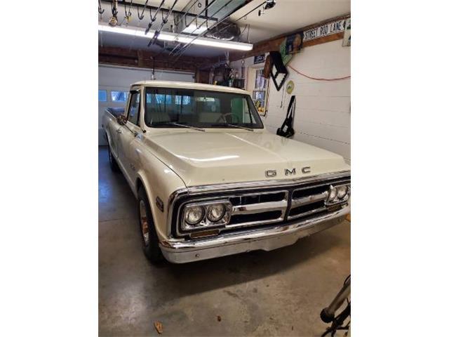 1970 GMC Custom (CC-1439050) for sale in Cadillac, Michigan