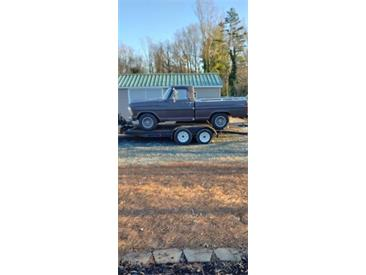 1972 Ford F100 (CC-1439051) for sale in Cadillac, Michigan