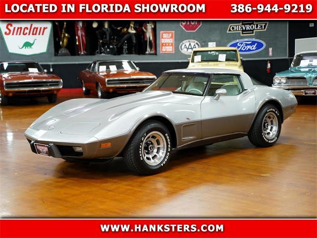 1978 Chevrolet Corvette (CC-1439052) for sale in Homer City, Pennsylvania